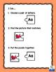 Alphabet Puzzles (Animals)