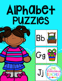 Alphabet Puzzles (Includes 156 Puzzles!)
