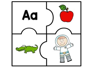 Letters / Letter Sounds / RTI / Alphabet / Literacy Activities