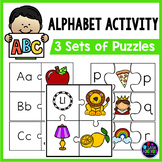Alphabet Puzzles | Letter Sounds and Letter Recognition