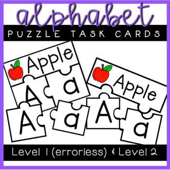 Alphabet Puzzles