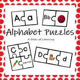Alphabet Puzzles *Huge Pack* (Letter Recognition and Phonics)