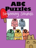 Alphabet Puzzles: Letters, Pictures and Words