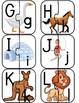 Alphabet Puzzles Matching Center Reading Intervention