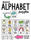Alphabet Puzzles- Spanish