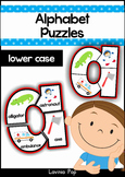 Alphabet Puzzles {lower case}