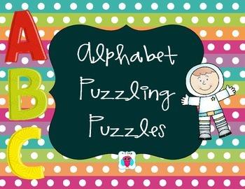 Alphabet Puzzling Puzzles