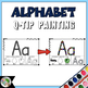 Alphabet Q-Tip Painting