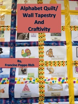 Alphabet Quilt/Tapestry and Craftivity