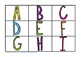 Alphabet Race Freebie
