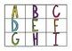 Alphabet Race Freebie