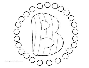 Alphabet Rainbow Coloring Sheets