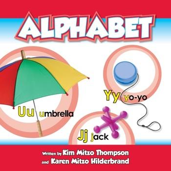 Alphabet Read-Along eBook & Audio Track