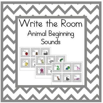 Alphabet Read the Room Center
