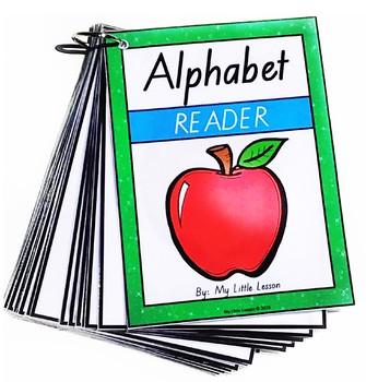 Alphabet Reader QLD Beginners Font