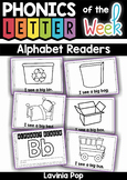 Alphabet Readers: Sight Words and CVC Words