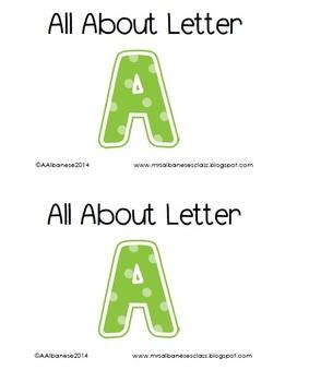 Alphabet Readers