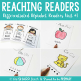 Guided Reading Alphabet Readers
