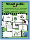 Alphabet Readers A-Z color books
