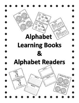 Alphabet Readers and Workbooks