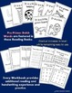 Alphabet Reading Booklets and Matching Work Booklets - Kindergarten