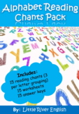 Alphabet Reading Chants Pack