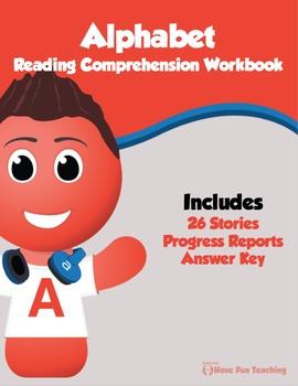 Alphabet Reading Comprehension Bundle