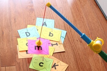 Alphabet Recognition Activity