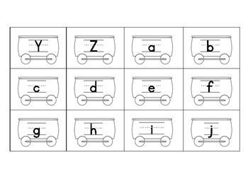 Alphabet Recognition Game