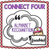 Alphabet Recognition Game [FREEBIE!]