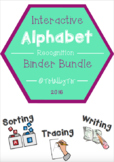 Interactive Alphabet Binder Bundle