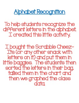 Alphabet Recognition Mini-lesson