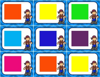 Alphabet Recognition Pirate Game