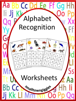 Alphabet Cut and Paste Alphabet Special Education Alphabet Kindergarten Review