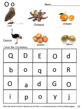 Alphabet Cut and Paste Alphabet Special Education Alphabet Kindergarten Review