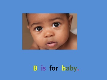 Alphabet Recognition with Picture Cues and Letter Chants