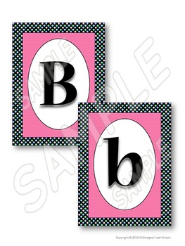 Alphabet - Letters - Posters / Banners