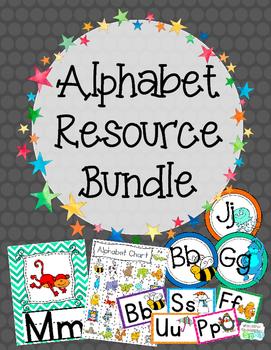 Alphabet Resource Bundle