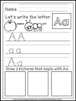 Alphabet Resources-Freebie!