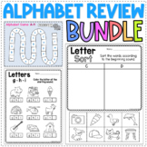 Alphabet Review Bundle