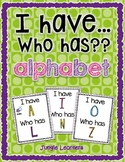 Alphabet: I Have Who Has Game