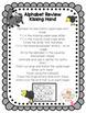 Alphabet Review Kissing Hand Theme