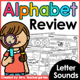 Alphabet Review ~ Letter Sounds