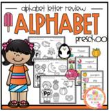 Alphabet Review for Preschool
