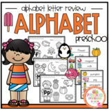 Alphabet Review for Preschool