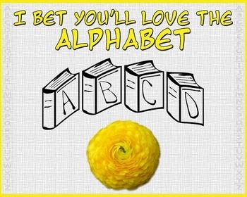 Alphabet Rhyme