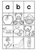 Alphabet Rings