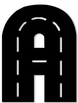 Alphabet Roads