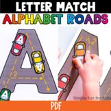 Alphabet Roads Letter Match