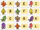 Alphabet Roll, Say, Keep (Autumn)